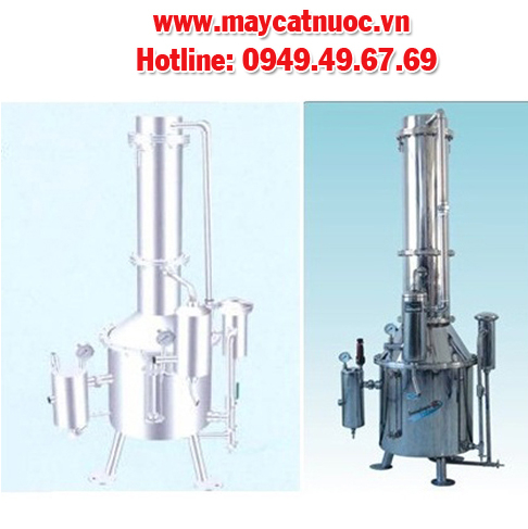 Máy cất nước 400 lít/giờ SHZ-32-400