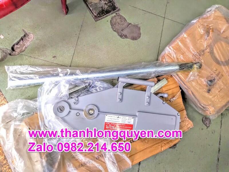 ti phô kéo cáp kawasaki 1.6 tấn model nhs-1600 cáp 11mm