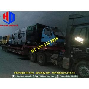 Tiếp tục về thêm 1 lô 7 chiếc cabin thay thế cho xe tải Chenglong, Foton Onllin, Dongfeng, Howo... các loại