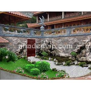 Tiểu cảnh sân vườn mẫu SV17