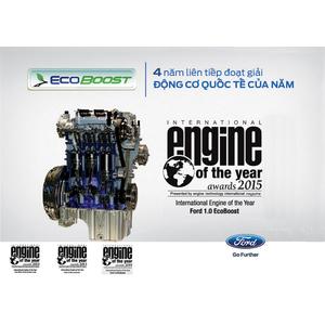 Tìm hiểu động cơ Ecoboost trên xe Focus 2016 | Ford Thanh Hoa