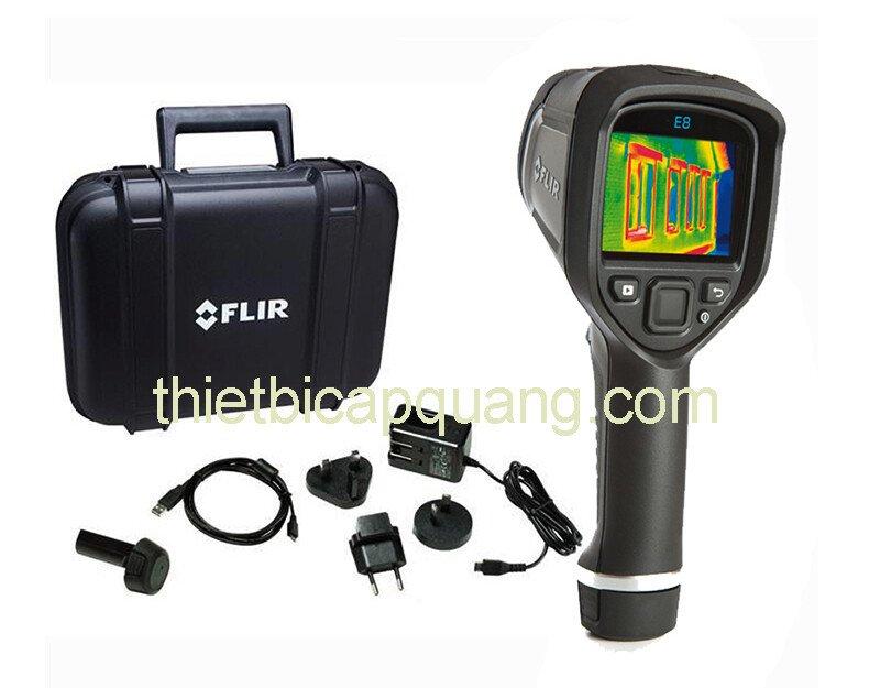 Tìm hiểu về camera đo nhiệt Flir E8