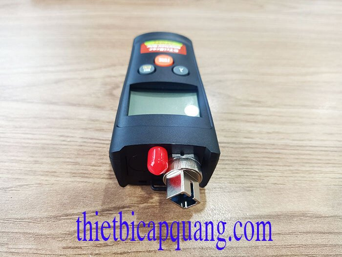 Tìm hiểu về máy đo công suất quang mini APM80C