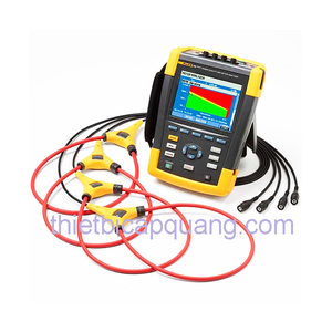 Máy đo lượng điện năng Fluke 438