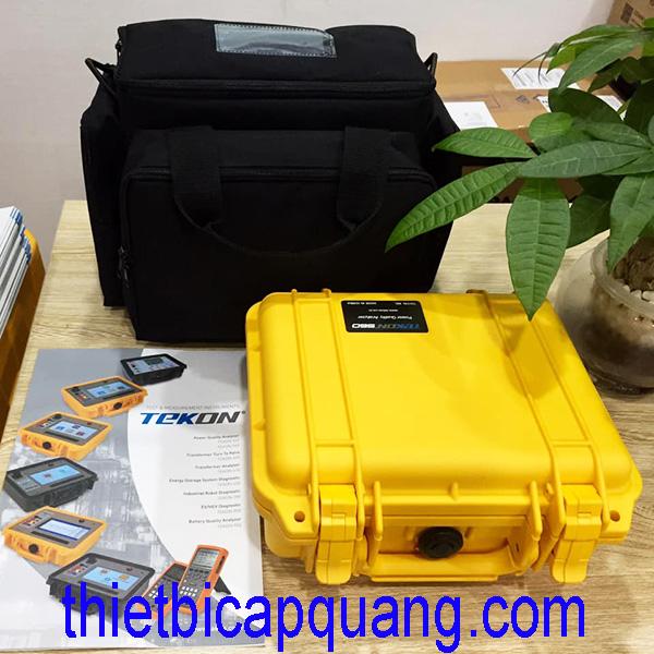 Tìm hiểu về máy đo lường điện năng TEKON 560 giá rẻ