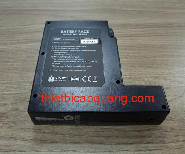Tìm hiểu về pin máy hàn quang Inno IFS-15H