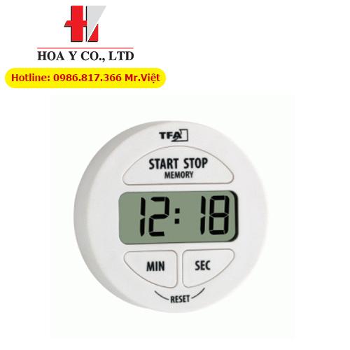 Đồng hồ bấm giờ và đếm thời gian dùng trong phòng thí nghiệm 5020-3822 Dostmann