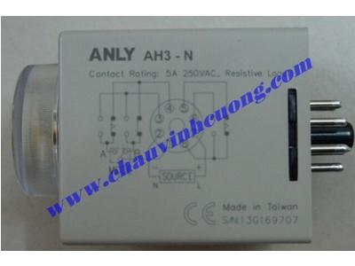 Timer relay anly AH3-N