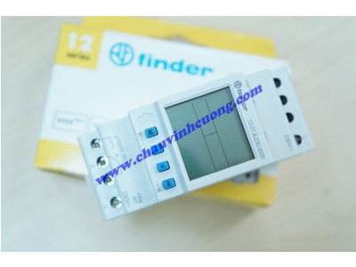 Timer relay FINDER 12.21.8.230