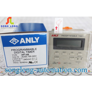 TIMER TUẦN ANLY APT-6S
