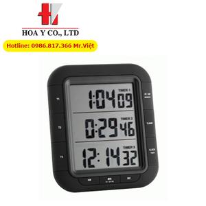 Đồng hồ bấm giờ dùng trong phòng thí nghiệm 5020-0023 Triple Timer Dostmann