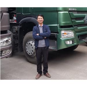 Tin hot 2: Lô 20 xe ben 4 chân Howo nhập khẩu nguyên chiếc đã về để phục vụ quý khách