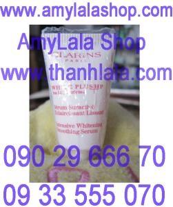 Tinh chất dưỡng trắng da Clarins Intensive Whitening Smoothing Serum 3ml - 0933555070 - 0902966670