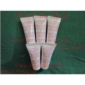 Tinh chất tắm hạt cát Clarins Smoothing Body Scrub For a New Skin 8ml - 0902966670 - 0933555070
