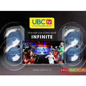 Tivi UBC 40 inch T2 Full HD, Smart