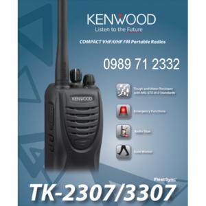MÁY BỘ ĐÀM KENWOOD TK3307/TK2307
