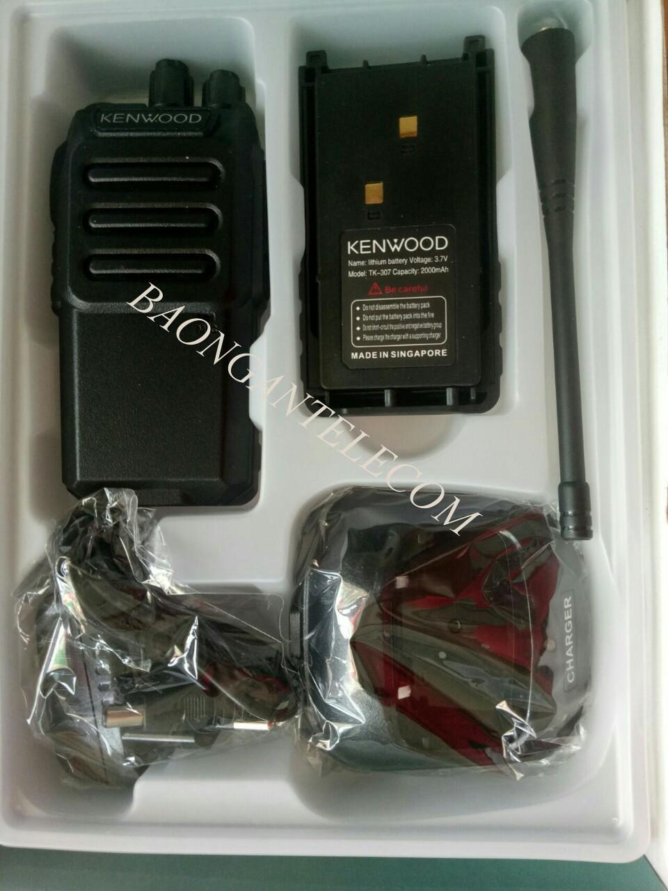 Bộ đàm Kenwood TK307