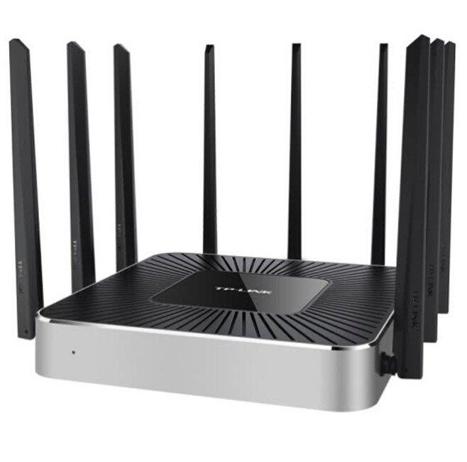 Bộ phát không dây TP-LINK TL-WVR3200L AC3200 tri-band enterprise wireless router Gigabit port / wifi