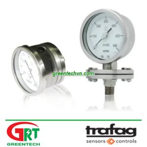TMP 602 | Dial pressure gauge | Đồng hồ đo áp suất quay số | Trafag Việt Nam