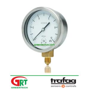 TMP 603 | Dial pressure gauge | Đồng hồ đo áp suất quay số | Trafag Việt Nam