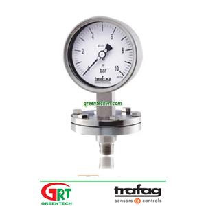 TMP 604 | Dial pressure gauge | Đồng hồ đo áp suất quay số | Trafag Việt Nam