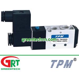 Air solenoid valve TPM TMVSD2204 | Van điện từ khí nén TPM TMVSD2204 | TPM Vietnam