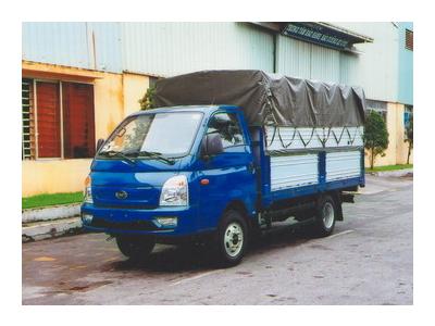 TMT Daisaki thùng bạt tải 1,1 tấn Euro 4
