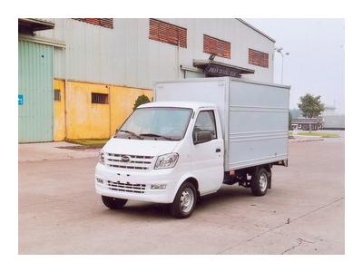 TMT K01S/10TK thùng kín tải 810 kg, thùng dài 2m7 Euro 4