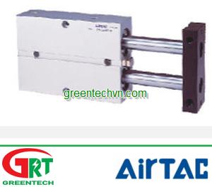 Pneumatic cylinder / double-acting / double-rod   TN series   Airtac Vietnam   Khí nén