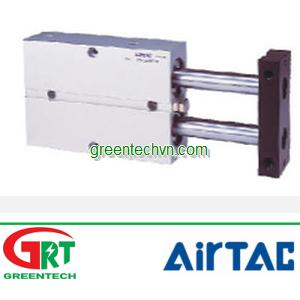 Pneumatic cylinder / double-acting / stopper | TWH series | Airtac Vietnam | Khí nén Airtac