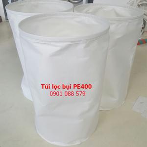 Tổng hợp túi lọc bụi PE400