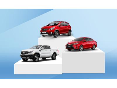Top 10 xe bán chạy tháng 7/2021: Fadil bứt tốc bán gấp đôi Toyota Vios