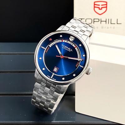 Đồng hồ nam tự động TOPHILL TW071G.SSU chính hãng