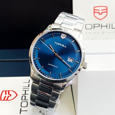 Đồng hồ nam tự động TOPHILL TW076G.SSU chính hãng