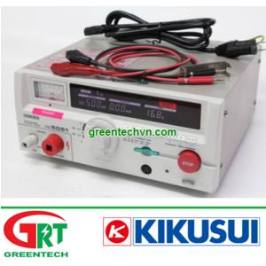 TOS5051 | Kikusui TOS5051 | Máy kiểm tra điện áp TOS5051 | Voltage Testing TOS5051 | Kikusui Vietnam