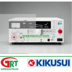 TOS5300 | High-voltage tester | Máy kiểm tra điện áp cao | Kikusui Việt Nam