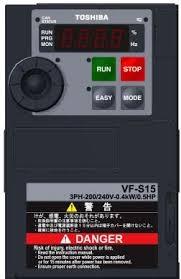 VFS15-4075PL-W , Sửa biến tần Toshiba VFS15, biến tần Toshiba VFS15-4075PL-W