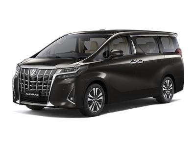 Toyota Alphard Luxury 2020