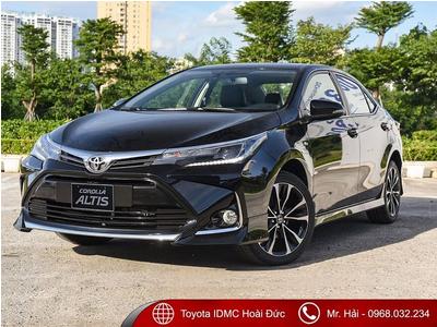 Toyota Altis 1.8 G CVT