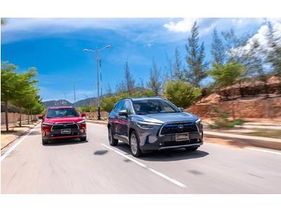Toyota Corolla Cross Hybrid - mẫu xe đáng mua nhất phân khúc CUV cỡ B