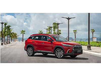 Toyota Corolla Cross và Kia Seltos áp đảo doanh số Eco Sport , Kona