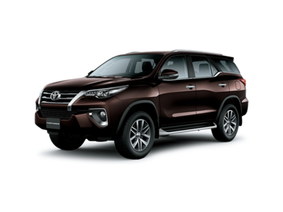 Fortuner 2.8 AT 4x4