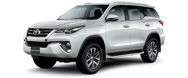 Fortuner 2.7 AT 4x2