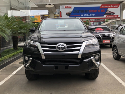 Toyota Fortuner 2.7 V 4x4