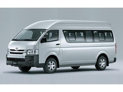 Toyota Hiace 3.0 động cơ dầu