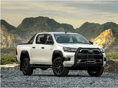 Toyota Hilux 2.8 G 4x4 AT