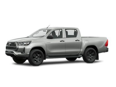 Toyota Hilux 2.4L 4X2 MT