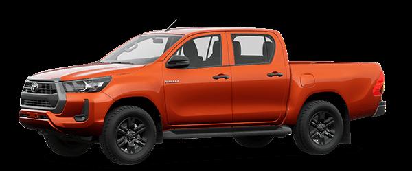 Toyota Hilux 2.4L 4X2 AT