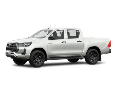 Toyota Hilux 2021 Nâng Cấp