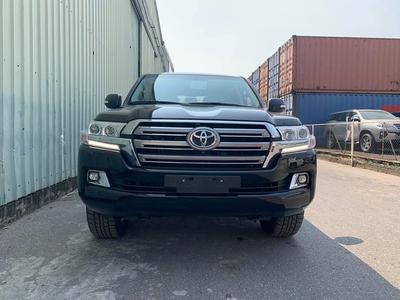 Toyota Land Cruiser VX Nâng Cấp